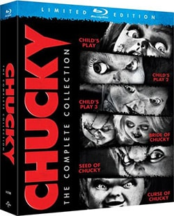 Chucky: The Complete Collection (Limited Edition) (Blu-ray Disc) 11417849