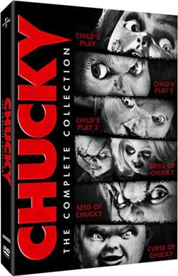 Chucky: The Complete Collection (Limited Edition) (DVD) 11417855