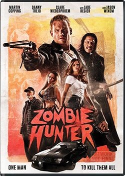 Zombie Hunter (DVD) 11417920