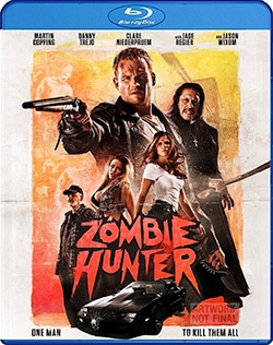 Zombie Hunter (Blu-ray Disc) 11417923
