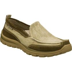 Men's Skechers Relaxed Fit Superior Melvin Natural