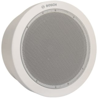 Bosch LB1-UM06E-1 6 W RMS - 9 W PMPO Indoor Speaker - White
