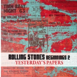 Various - Rolling Stones Beginnings 2: Yesterday's Papers