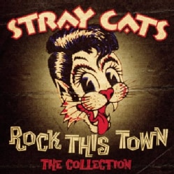 STRAY CATS - ROCK THIS TOWN-THE COLLECTION 11453224