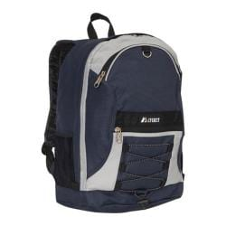 Everest Two-Tone Backpack (Set of 2) Navy/Grey