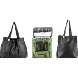 Sacs of Life InSOLator 3 Bag Set Pea Green