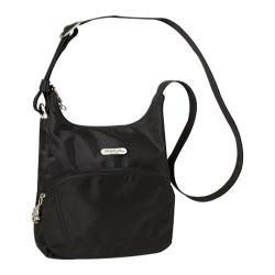 Travelon Anti-Theft Essential Messenger Bag Black