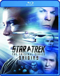 Star Trek: The Original Series - Origins (Blu-ray Disc) 11460852