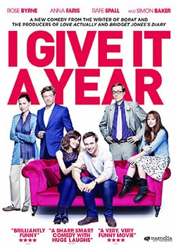 I Give It A Year (DVD) 11473673