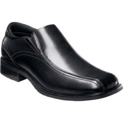 Men's Nunn Bush Ian Black Smooth Leather