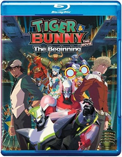 Tiger & Bunny The Movie - The Beginning (Blu-ray Disc) 11493526
