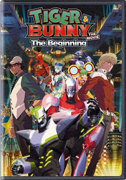 Tiger & Bunny the Movie - The Beginning (DVD) 11493527