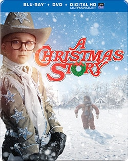 A Christmas Story: 30th Anniversary Steelbook (Blu-ray Disc) 11506465