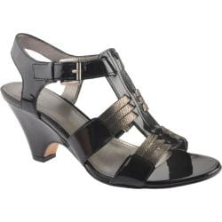Women's Circa Joan & David Nadeena Black/Pewter Patent