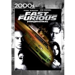 The Fast and the Furious (DVD) 11510658