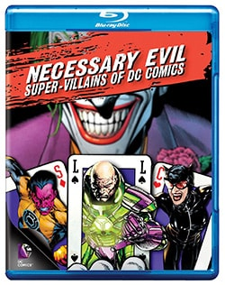 Necessary Evil: Villains of DC Comics (Blu-ray Disc) 11510674