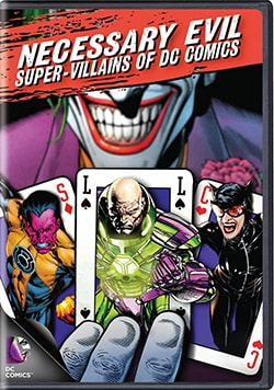Necessary Evil: Villains of DC Comics (DVD) 11510686