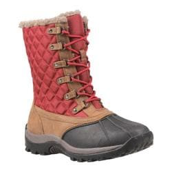 Women's Propet Blizzard Mid Lace Ruby