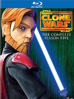 Star Wars: The Clone Wars - Season 5 (Blu-ray Disc) 11540210