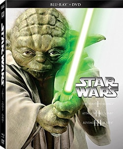 Star Wars Trilogy Episodes I-III (Blu-ray/DVD) 11547341