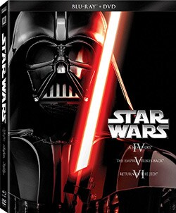 Star Wars Trilogy Episodes IV-VI (Blu-ray/DVD) 11547342