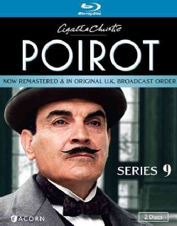 Agatha Christie's Poirot: Series 9 (Blu-ray Disc) 11547351