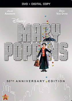 Mary Poppins (50th Anniversary Edition) (DVD) 11547605