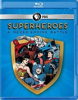 Superheroes: A Never-Ending Battle (Blu-ray Disc) 11554620