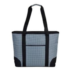 Picnic at Ascot Extra Large Insulated Tote Houndstooth Houndstooth