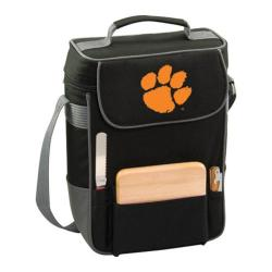 Picnic Time Duet Clemson University Tigers Embroidered Black/Grey 11925727