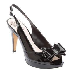 Women's Vince Camuto Anisha Black Patent Leather