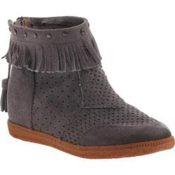 Women's OTBT Stanton Soft Grey Suede