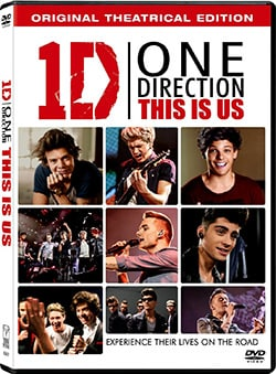 One Direction: This Is Us (DVD) 11709729