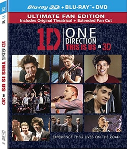 One Direction: This Is Us 3D (Blu-ray/DVD) 11709745