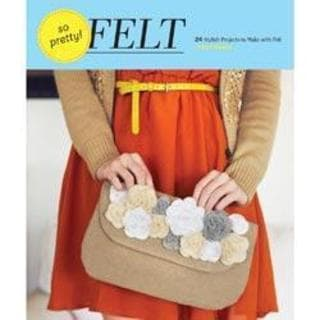 Chronicle Books - So Pretty! Felt