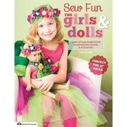 Design Originals - Sew Fun For Girls & Dolls