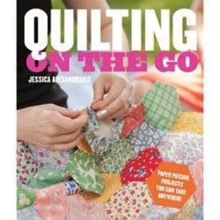 Potter Craft Books - Quilting On The Go
