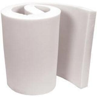 Extra High Density Urethane Foam 4 X36 X82 - White FOB:MI