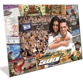 Ticket Collage 4 X6 Picture Frame - Indianapolis 500