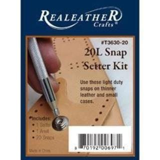 20L Snap Setter Kit - Nickel