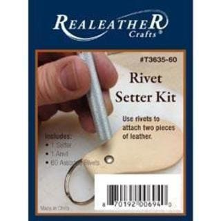 Rivet Setter Kit - Nickel