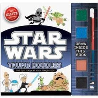 Star Wars Thumb Doodles Book Kit -