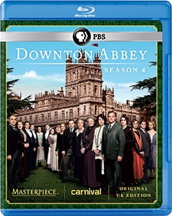 Downton Abbey: Season 4 (Blu-ray Disc) 11725084