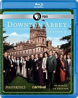 Downton Abbey: Season 4 (Blu-ray Disc) 11725084