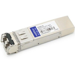 AddOn HP J9150A Compatible 10GBase-SR SFP+ Transceiver (MMF, 850nm, 3