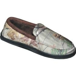 Men's Pro Line Closed Back Slipper Realtree AP Brushed Tricot