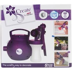 Create Spray Brush - Purple/White