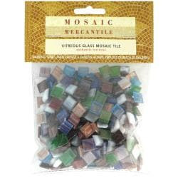 3/8 Mini Mosaic Mix 1/2 Pound - Metallic