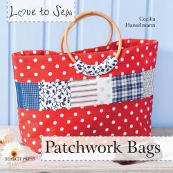 Search Press Books - Patchwork Bags