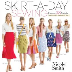Storey Publishing - Skirt-A-Day Sewing